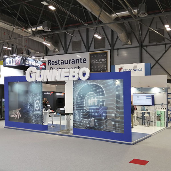 Decoración de Stand