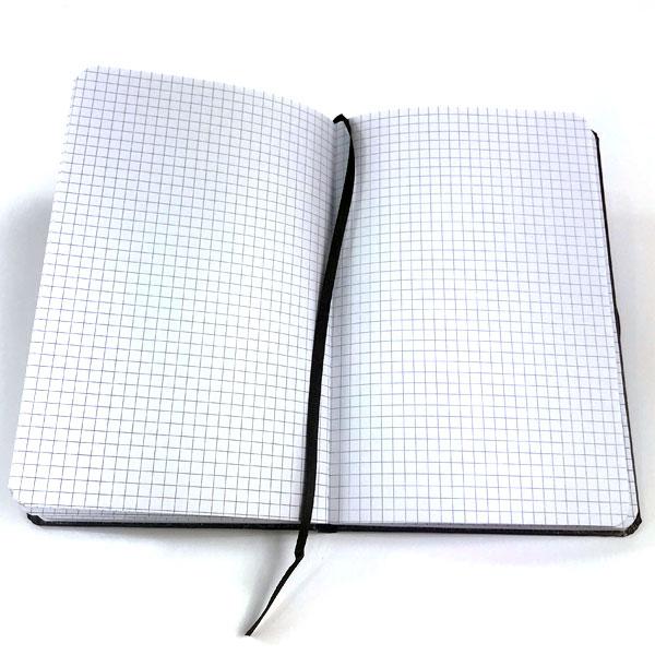 Bloc de notas agenda con logotipo