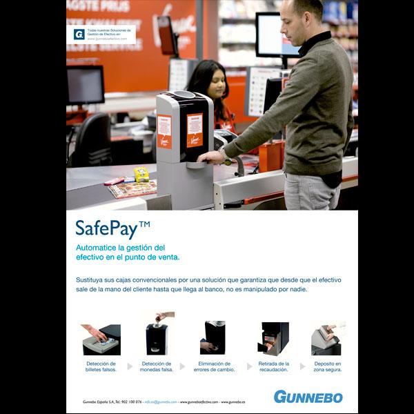 Anuncio prensa para revista técnica de seguridad
