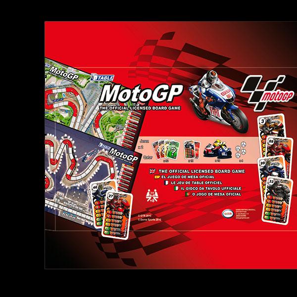 Packaging Juego Moto GP