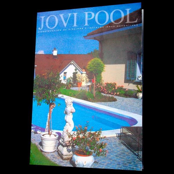 Carpeta para empresa de piscinas