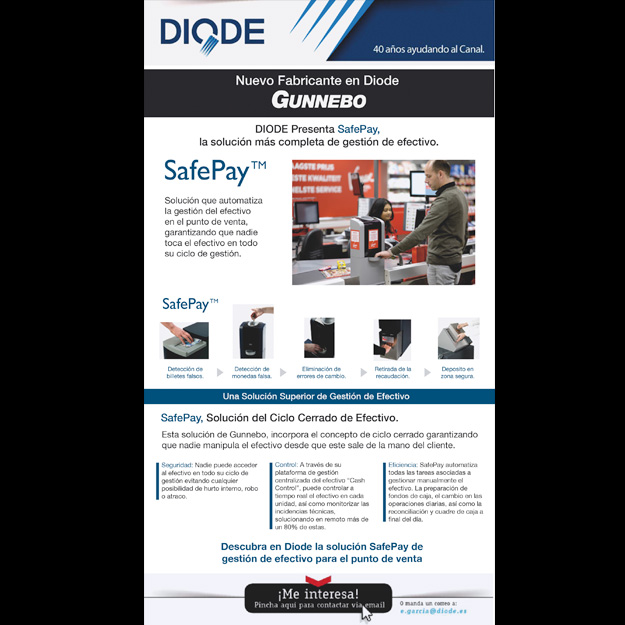 Newsletter Diode