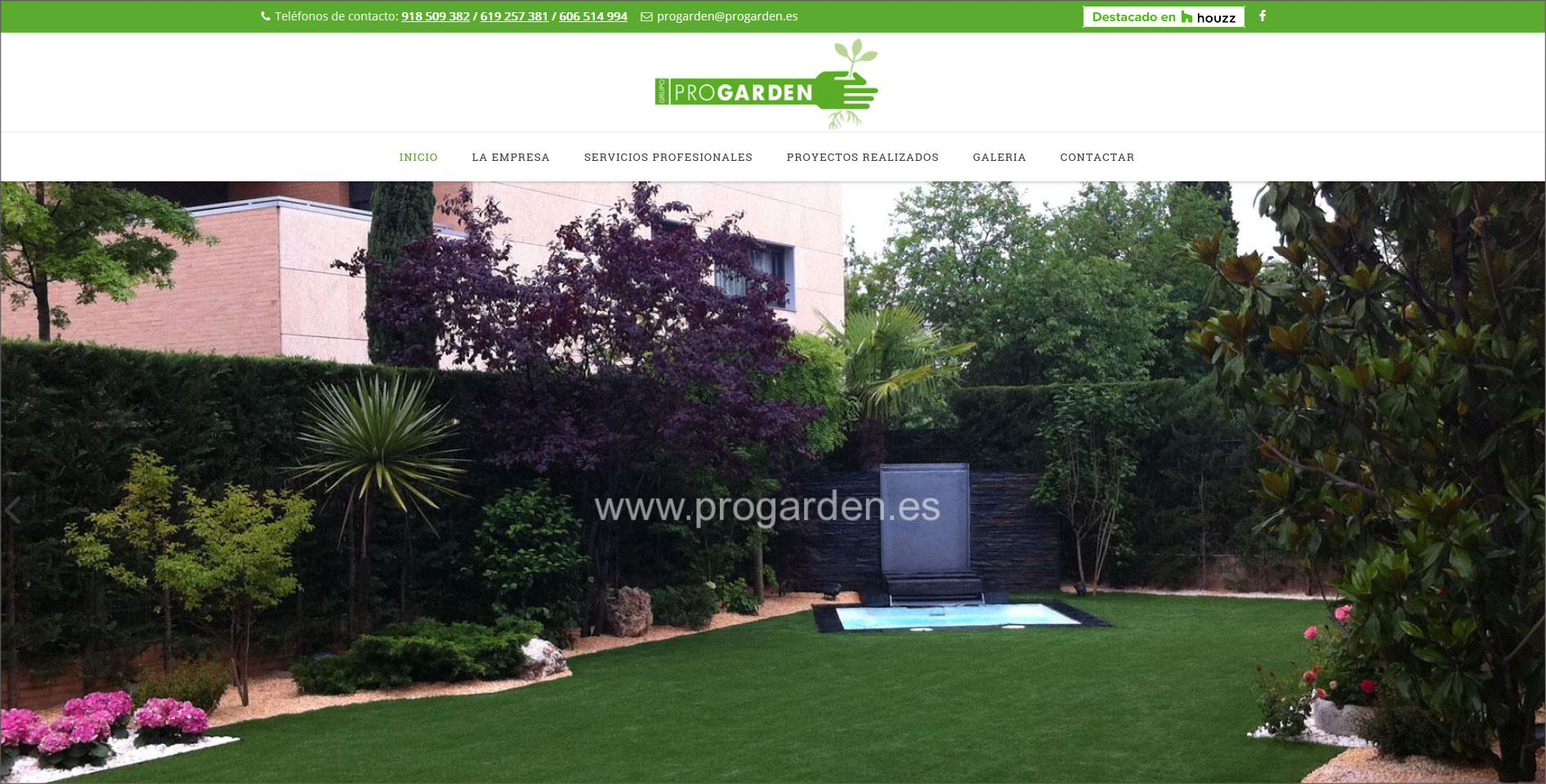 Web Progarden