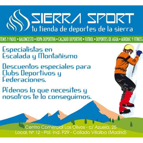 Vinilo Sierra Sport