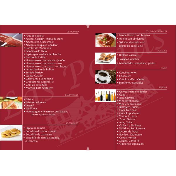 carta_restaurante_raciones y bocadillos.