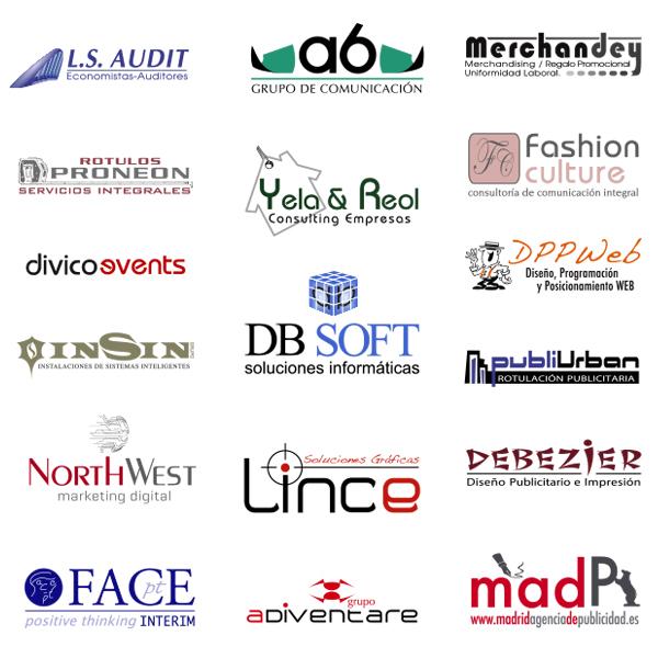 Diseño de logotipo para tu empresa de Comunicación o Consultoría