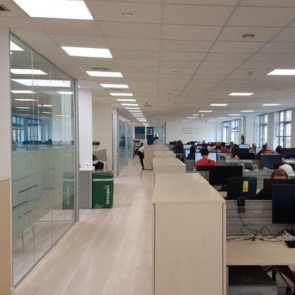 Decoración de oficinas en Barcelona