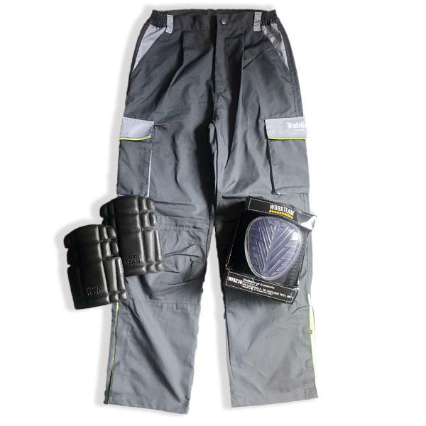 Pantalón de Uniformidad Laboral